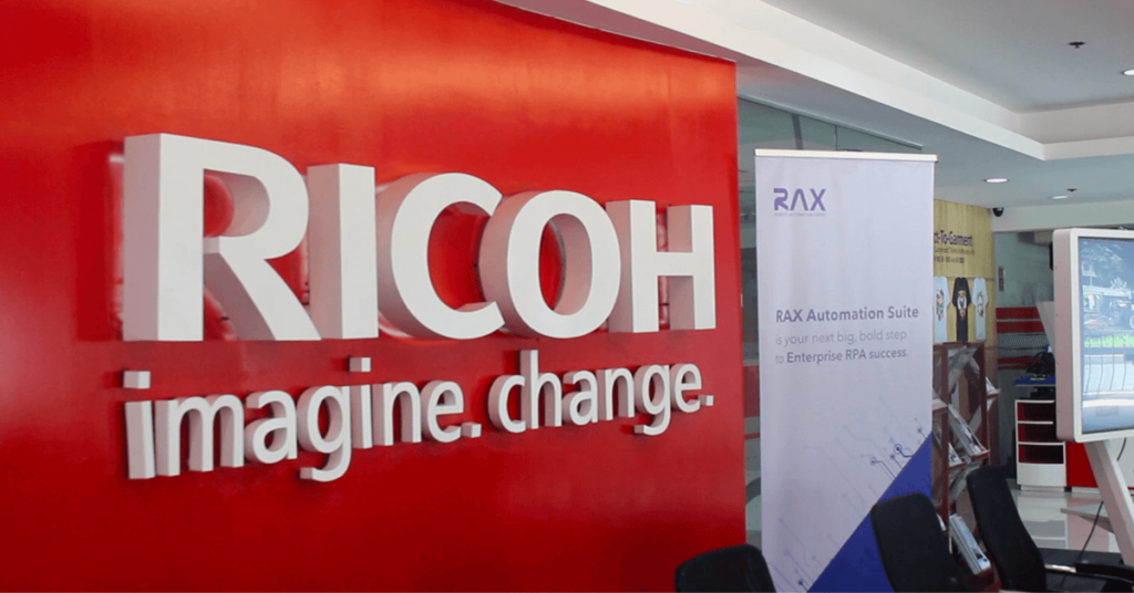 RAX, Ricoh Seal Partnership to Strengthen RPA Implementation in PH
